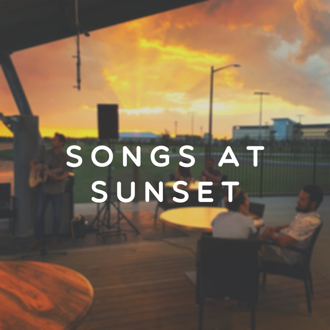 Songs at Sunset Reserved Seating Special